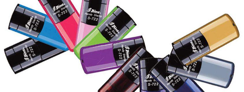 Tampon de poche Handy Stamp Shiny