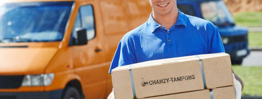 Livraison offerte - Chanzy Tampon