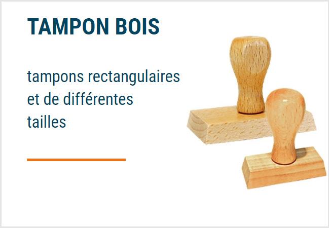Tampon Bois Paris - Chanzy Tampons Paris