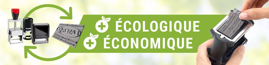 Changer empreinte tampon encreur : écologique et économique !